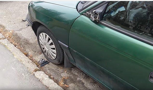 Plaga zniszczonych aut. Policja szuka ¶wiadków
