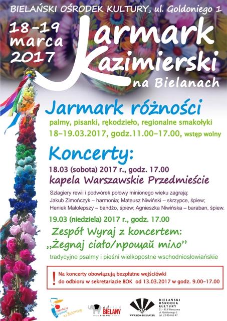 Jarmark Kazimierski na Bielanach