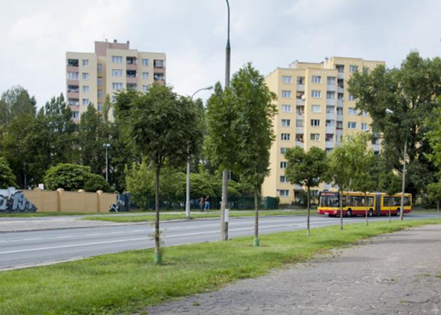 Targówek 2019: metro, ¶cie¿ki biegowe, zieleñ i... ronda