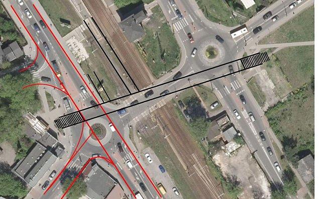 """""""NIE dla tunelu drogowego w Falenicy"""""""