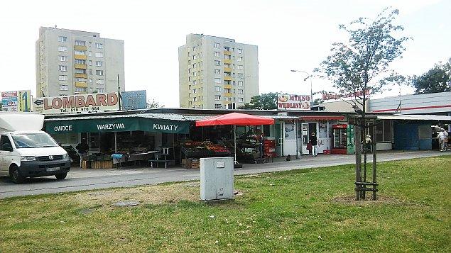 Czas odmieniæ bazar na Broniewskiego