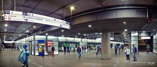 Przenie¶my Dworzec Wileñski
