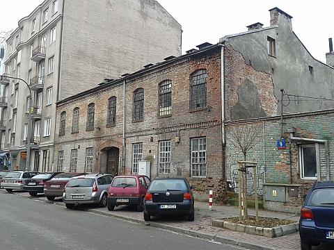 Hrubieszowska - dziwna uliczka w sercu miasta