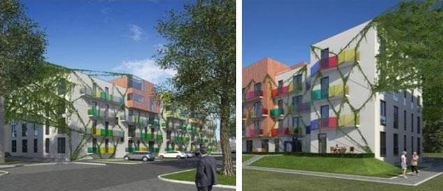 Miasto buduje mieszkania na wynajem. Obok stacji metra