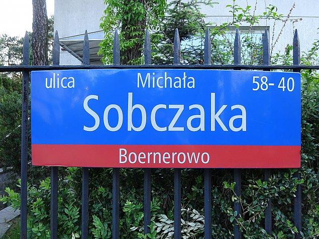 Dwie ulice zmieni± nazwy. Micha³ Sobczak zostaje