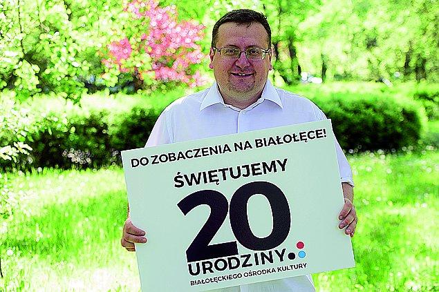 20 lat ¿eglugi. Urodzinowe wspomnienia i ¿yczenia