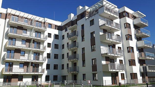 Rosn± osiedla za Lazurow±. Kolejnych 150 mieszkañ