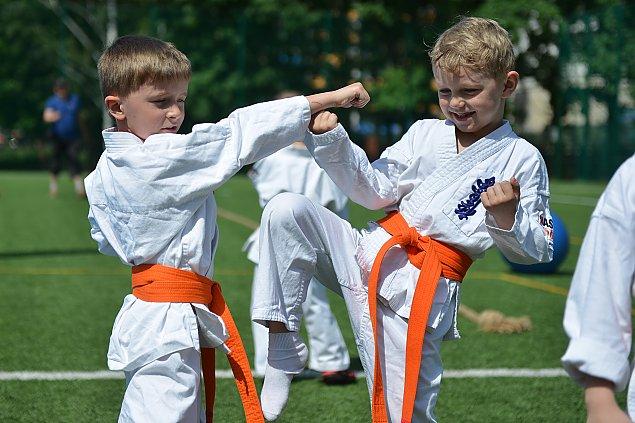 Mastersdojo: Naucz dziecko prawdziwego karate
