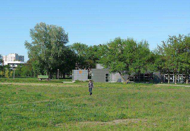 Minipark na S³odowcu. Pierwsze zmiany na Serku