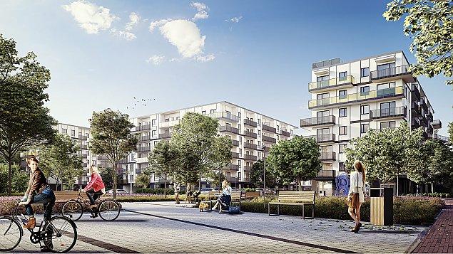 Nad Kana³em ¯erañskim rusza budowa 850 mieszkañ