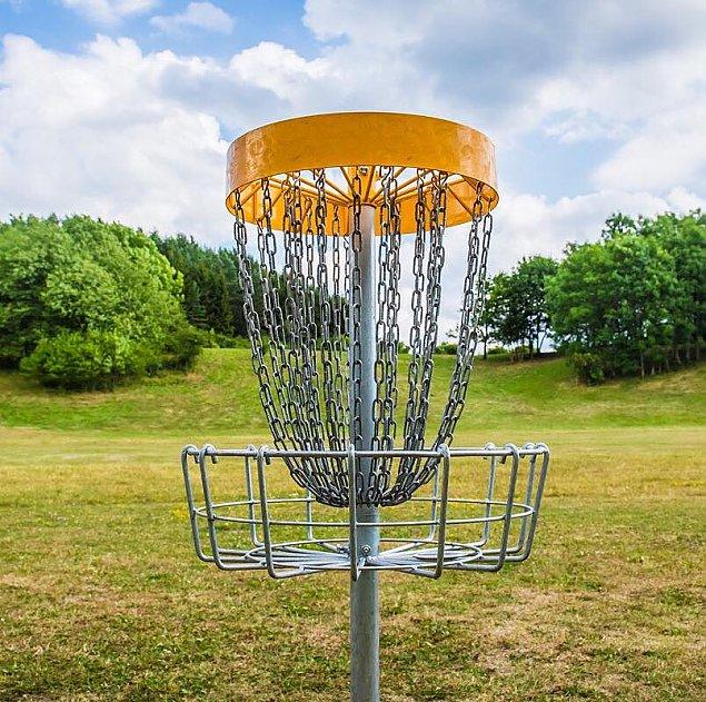 Bemowo zyska³o pole do gry w disc golfa