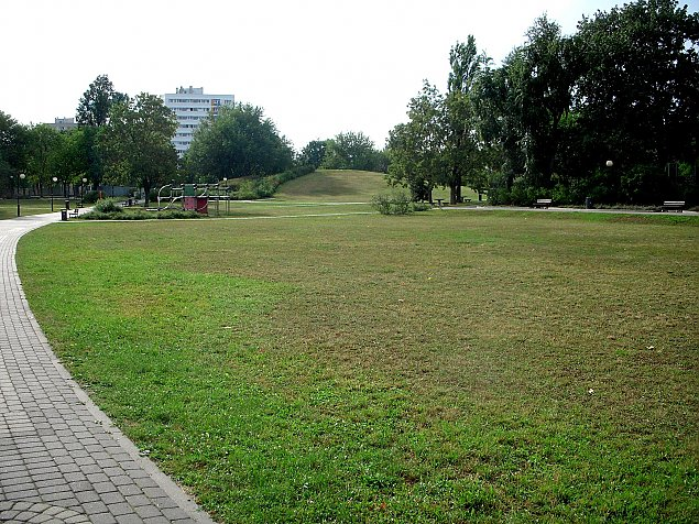 Nowy park Herberta coraz bli¿ej. Amfiteatr zamiast boiska