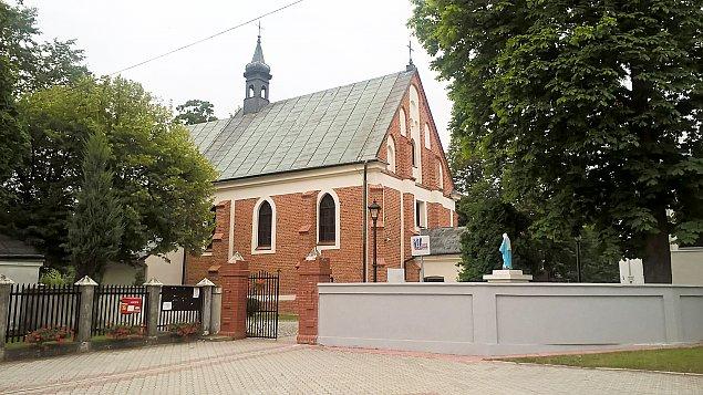 500 lat ko�cio�a na Tarchominie. Konkurs i zbi�rka zdj��
