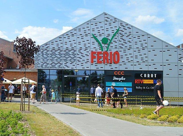 Nowy market w Ferio. Poprawi frekwencjê?