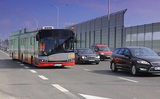 Autobusem przez most do Wilanowa. Pomys³ na liniê