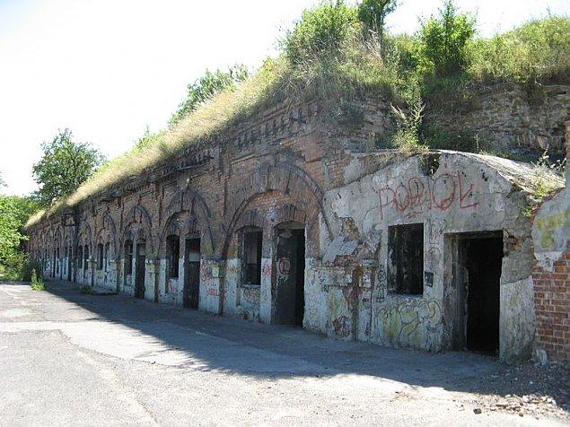 Dzielnica przegra³a bataliê o Fort Chrzanów