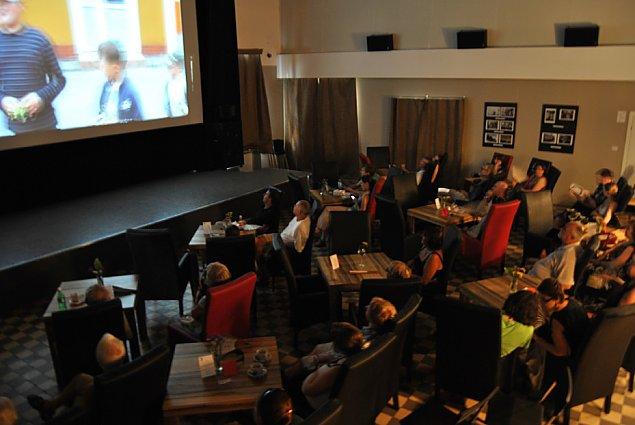 Nowa sala kinowa na Stacji Falenica