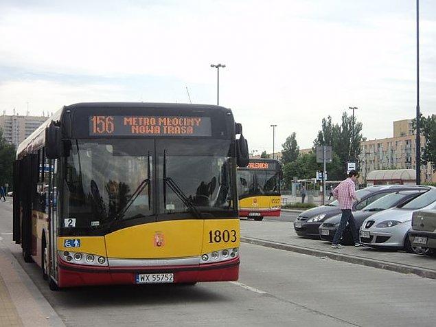 Szybciej na Wschodni. Autobus na nowej ulicy