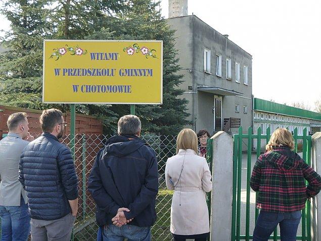 Przedszkole do zamkniêcia. Dzieci do kontenerów?