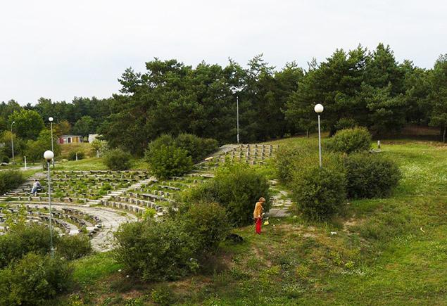 Wspominki z sentymentem: amfiteatr na Piaskach