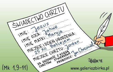 �wiadectwo chrztu