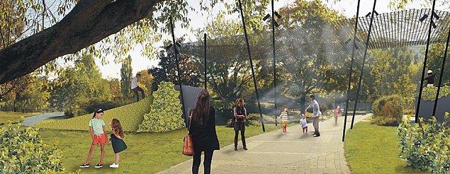 """Zmiany w parku Herberta. """"Bêd± koncerty muzyki powa¿nej"""""""