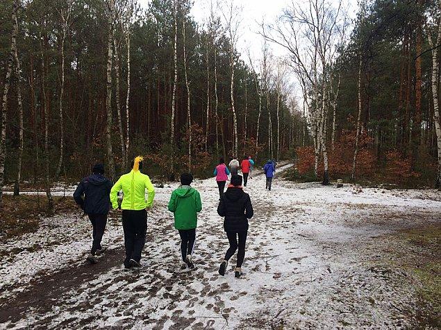 Slow jogging po Choszczówce. Za darmo, dla zdrowia