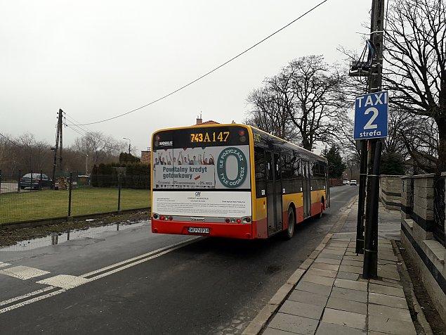 Autobus dla Chrzanowa. Kursy co... godzinê