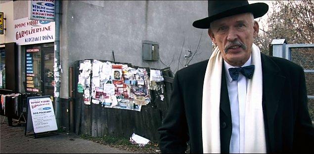 Tak wygl±daj± dzielnice Warszawy. Korwin-Mikke zna powód