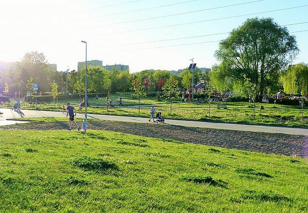 Bonusy w parku Górczewska. Za du¿o dobrego?