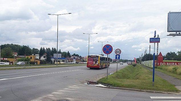 """Tramwajem na Winnicê. """"Prawie"""" do Modliñskiej"""