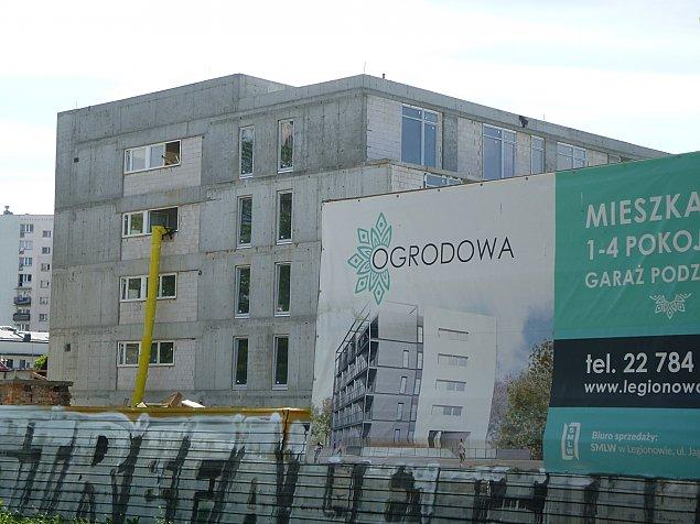 Legionowo czy ju¿ Blokonowo? Setki nowych mieszkañ