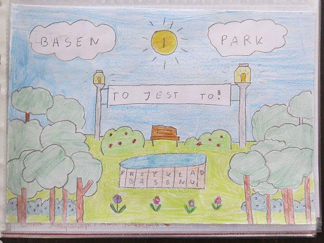 """Chc± parku i basenu. """"Bia³o³êka pêka w szwach"""""""
