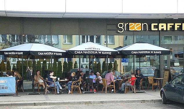 Zatrucia salmonell± w Green Caffe Nero