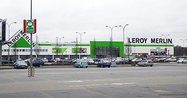 Tu Legionowo Leroy Merlin Ma Pozwolenie Na Budowe W Jablonnie