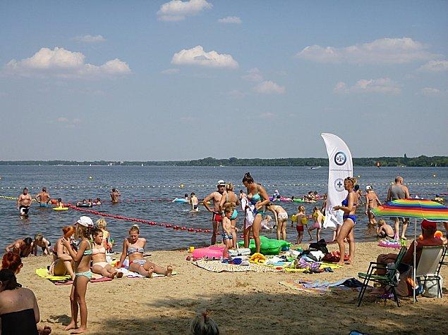 Dok±d na pla¿ê? Z³ote piaski w okolicach Warszawy