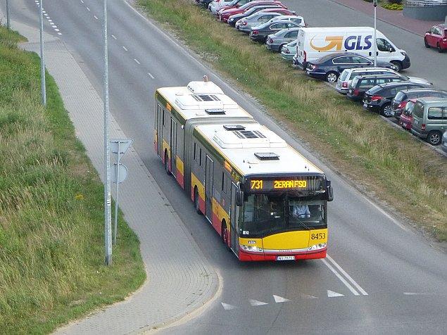 Autobusem z Legionowa na M³ociny. A po co?