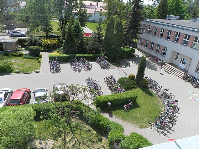 Rowery, asfalt i... nauka zbierania zió³. Jak g³osowa³ Wawer?