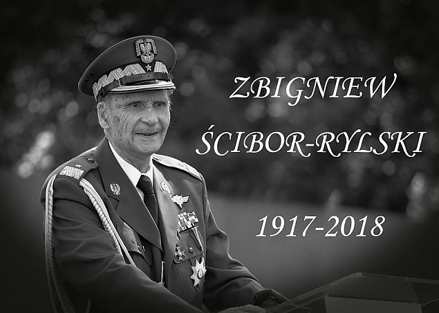 Gen. ¦cibor-Rylski nie ¿yje