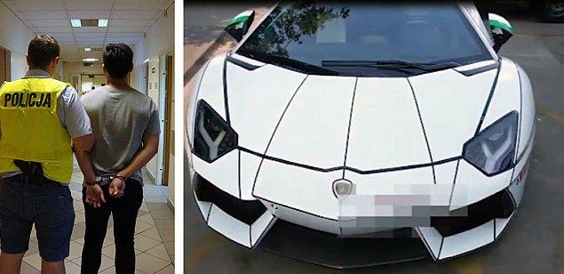 Odzyskali auto za pó³tora miliona. Miêdzynarodowa kradzie¿