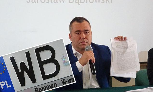 """D±browski zarejestrowa³ komitet. """"Wybieramy Bemowo"""""""