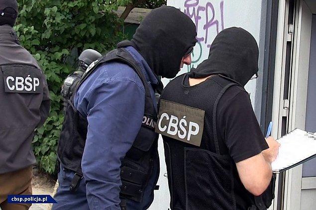 Komendant policji w Nadarzynie aresztowany
