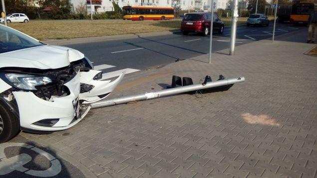 G�rczewska-Lazurowa: dwulatek w szpitalu po wypadku