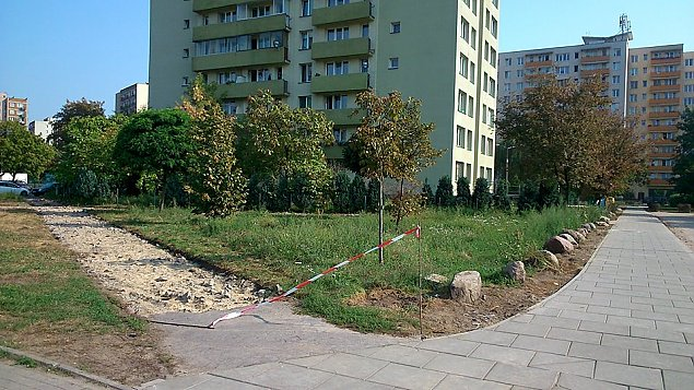 """Wielka metamorfoza """"Pekinu"""". """"Chcieli wyci±æ 90 drzew"""""""