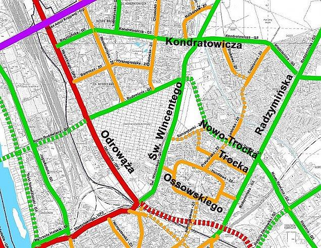 Najpierw metro, potem Nowo-Trocka
