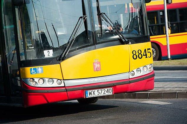 249 - nowy autobus na Bemowie