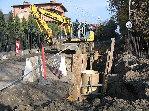 Planuj� budow� za 400 milion�w. Dok�d dotrze kanalizacja?