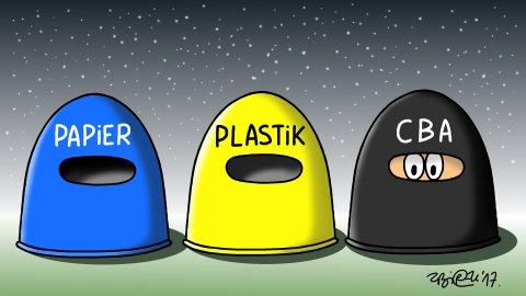 Papier plastik