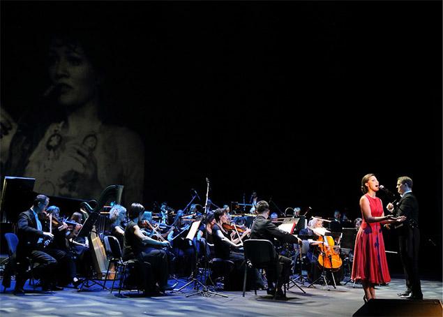 Piosenki Anny German. Niezwyk³y koncert w Teatrze Polskim