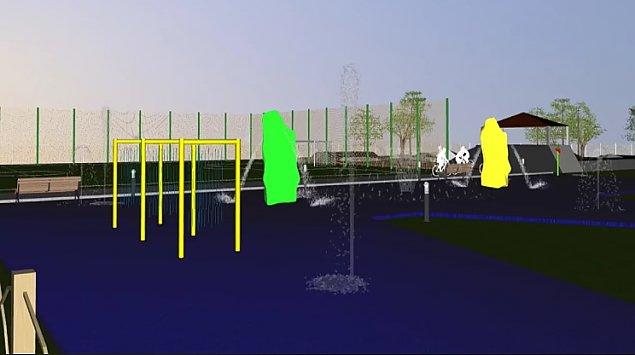 """Zbudujemy park wodny i pumptrack? """"Zdecyduj± mieszkañcy"""""""